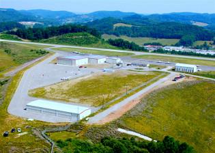 Hangars at Upshur County Airport - Buckhannon